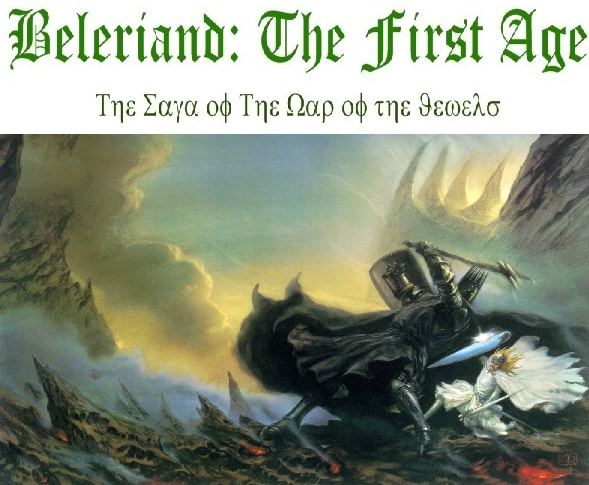 Beleriand - The First Age