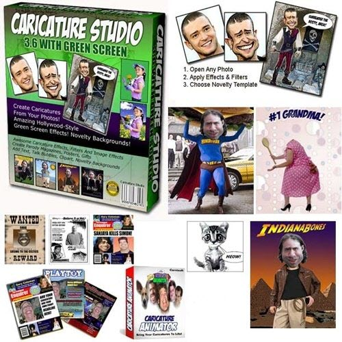 caricature studio 3.6