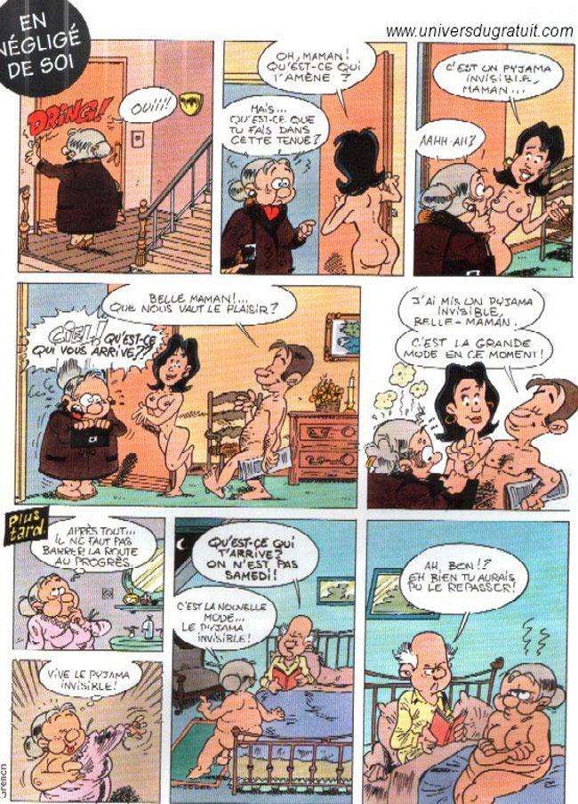 Lulu, femme nue, libre adaptation de la bande dessine d