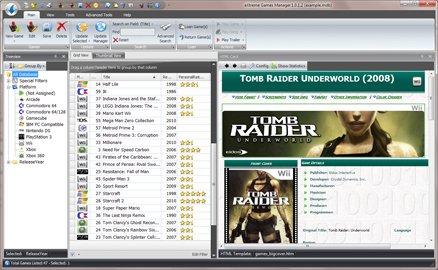 eXtreme Games Manager v1.0.2.1