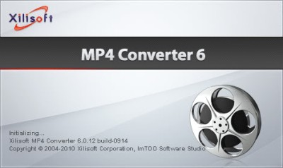 Xilisoft MP4 Converter 6.0.14.1210