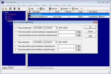 Advanced Host Monitor Enterprise v8.84