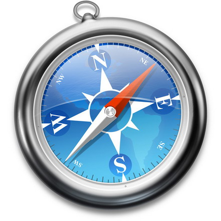 Apple Safari v5.0.4 Portable