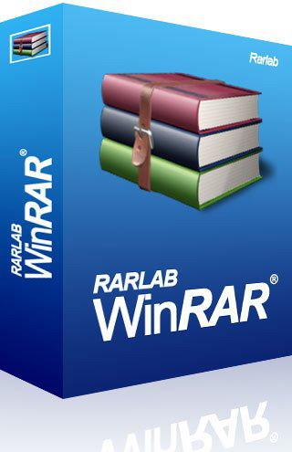 WinRAR v4.00