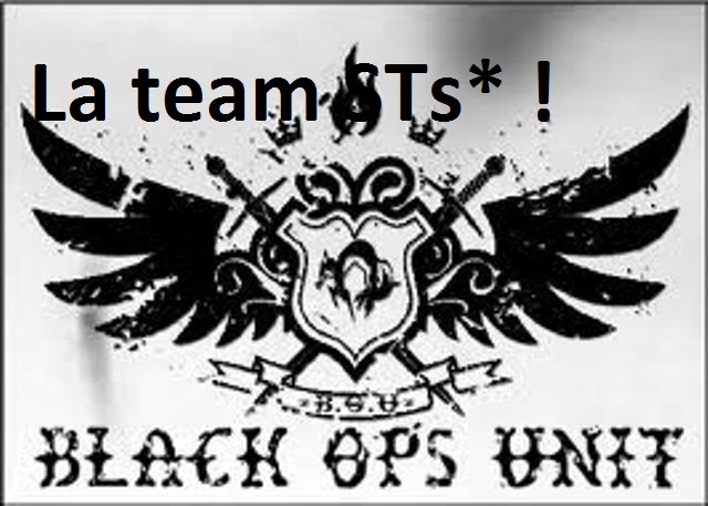 Forum de la team Special Tactics Soldiers