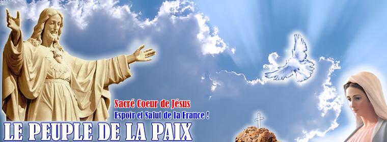 Le GRAND PAPE, le GRAND MONARQUE et HENRI V de la CROIX, le NOUVEAU ROI de FRANCE