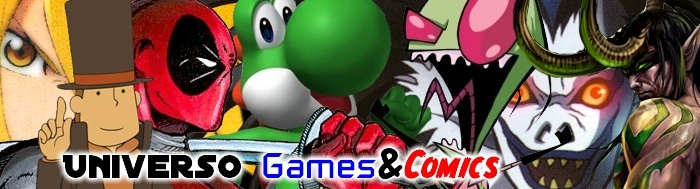 Universo Games&Comics