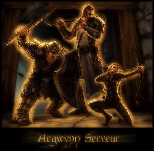 Aegwynn Serveur