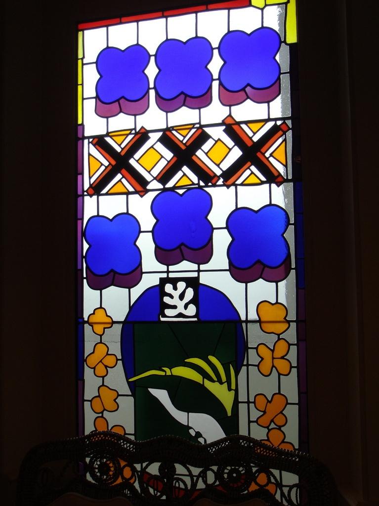 Sur les pas d 39 henri matisse page 1 for Matisse fenetre a tahiti