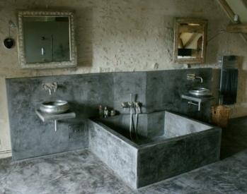salle de bain 1 mineral opus. Black Bedroom Furniture Sets. Home Design Ideas
