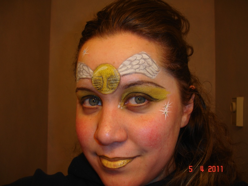 00412 Jpg 800 600 Harry Potter Face Harry Potter Bday Face Painting