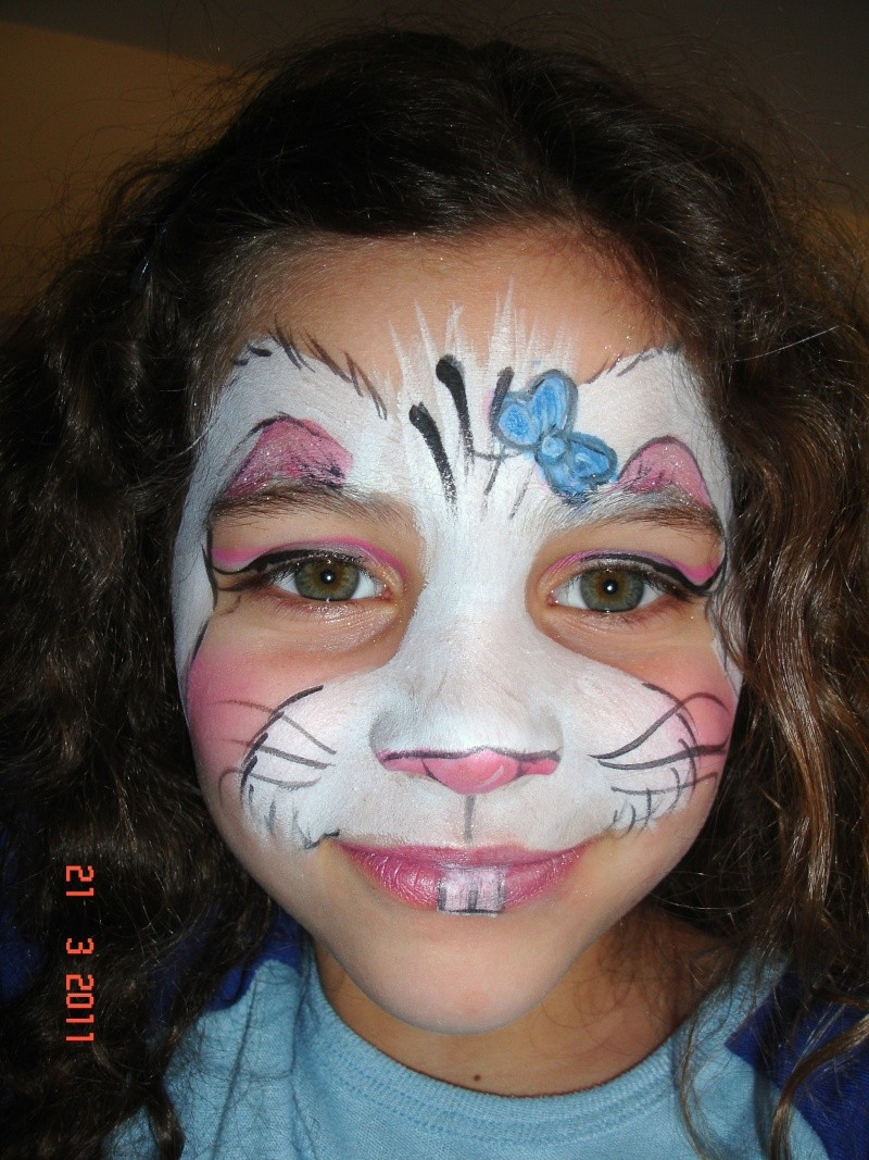 My first full Face bunny
