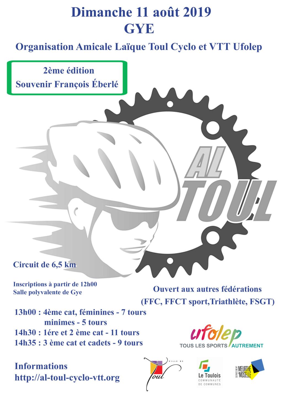 Calendrier Ufolep 2019 Cyclisme.Courses Ufolep Et Ffc 2019