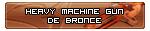 Heavy Machine gun de Bronce. Ganado el 14/10/2011