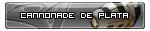 Cannonade de Plata. Ganado el 14/10/2011