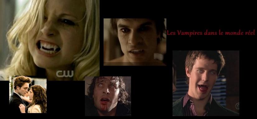 Les Vampire dans le monde réel