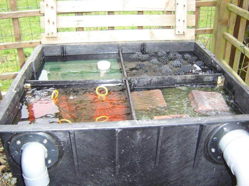 Biotec ou filtration maison - Filtre bassin maison ...