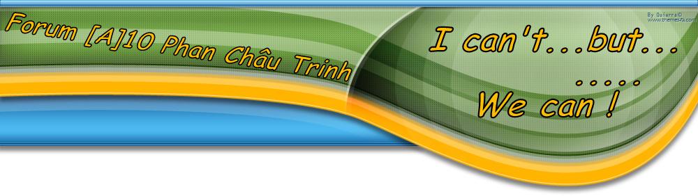 [A]10 Phan Châu Trinh
